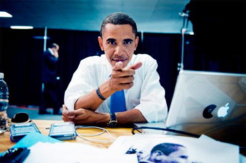 AB-Testing mit Obama